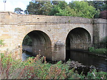 NY9650 : Blanchland Bridge by Matthew Hatton