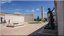 SK1814 : Armed Forces Memorial at the National Memorial Arboretum by Mike Dodman