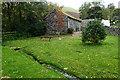 NY3532 : Friends Meeting House Garden by Mick Garratt