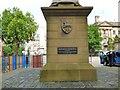 SD5429 : Market Obelisk by Gerald England