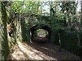 SK2854 : Wirksworth Incline bridge over Old Lane by Ian Calderwood