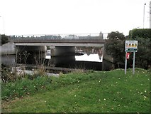 J3731 : Shimna Road Bridge, Newcastle by Eric Jones