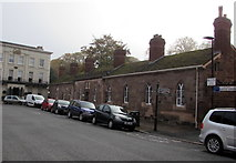 SO5139 : St Ethelbert's Hospital, Hereford by Jaggery