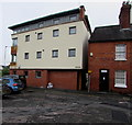 SO5139 : West side of Linden Villas, Hereford by Jaggery