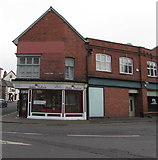 SO5139 : Northern end of Cantilupe Street, Hereford by Jaggery