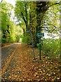 SJ8869 : Peak & Northern Footpaths Society sign no. 149 by Graham Hogg
