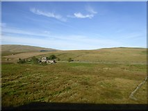 SD7992 : Low Moor Farm by David Smith