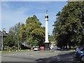 NY6820 : High Cross and Boroughgate, Appleby by David Smith