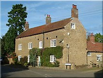 SK8129 : Wilds Farmhouse, Branston by Alan Murray-Rust