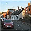 SK4826 : Kegworth: Cottage Restaurant by John Sutton