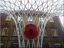 TQ3083 : King's Cross Station by pam fray