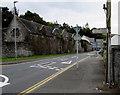 SH7400 : Conveniences/Cyfleusterau  sign, Machynlleth by Jaggery