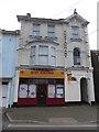 SX9676 : Chinese restaurant, Brunswick Place, Dawlish by David Smith