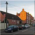 SK4826 : On Kegworth High Street by John Sutton