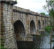 SD4863 : Lune Aqueduct, Lancaster (1) by Stephen Richards