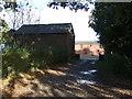 SJ7384 : Newhall Farm by JThomas