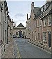 TF0307 : Stamford: Maiden Lane by John Sutton