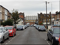 TQ4084 : Vale Road, Forest Gate by Stephen McKay