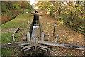 SK5381 : Thorpe Top Treble Lock by Richard Croft