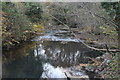 ST1792 : River Sirhowy, Ynysddu by M J Roscoe