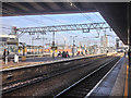 TQ3884 : Stratford Station by David Dixon
