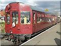 SO8376 : Kidderminster Station - autotrain by Chris Allen