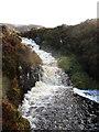 NF7832 : Abhainn a' Choire Dhuibh by Rupert Fleetingly