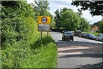TQ5243 : Entering Penshurst by N Chadwick