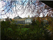 SK0573 : Botanical Conservatory and Opera House, Buxton by Carroll Pierce