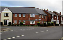 SO8317 : Corner of Furlong Road and Tredworth Road, Gloucester   by Jaggery
