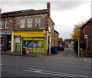 SO8317 : R K Convenience Store, Gloucester by Jaggery