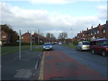 SJ6855 : Bus stop on Capesthorne Road by JThomas