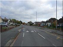 SJ6954 : Looking east on Dane Bank Avenue, Crewe by JThomas