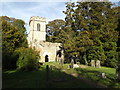 TL1916 : Ayot St.Lawrence old Church by Adrian Cable