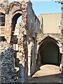 TG5207 : Remains of Greyfriars Friary [2] by Michael Dibb