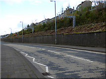 NS3074 : Port Glasgow Road by Thomas Nugent