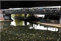 SP0990 : Salford junction by Robert Eva