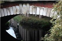 SP0990 : Reflections near Gravelly Hill interchange by Robert Eva