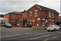 SO8317 : St Paul's Residential Home, Gloucester by Jaggery