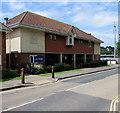SU2902 : Brockenhurst Masonic Centre  by Jaggery