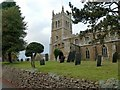 SK7624 : Church of St Egelwin the Martyr, Scalford by Alan Murray-Rust
