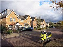 TQ1579 : Billets Hart Close, Hanwell by Des Blenkinsopp