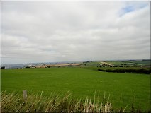 NZ0859 : View north from Lead Road by Robert Graham
