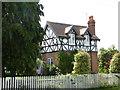 SO9766 : House on Coalash Lane, Woodgate, Worcestershire by Jeff Gogarty