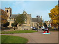 NZ3956 : Bishopwearmouth Green, Sunderland by Malc McDonald