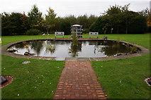 TA0231 : Haltemprice Crematorium, East Yorkshire by Ian S