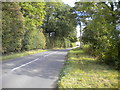 SK6048 : George's Lane south west of Calverton (1) by Richard Vince
