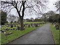 SJ8945 : Fenton Cemetery by Jonathan Hutchins