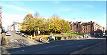 NS5566 : Thornwood Park, Partick by Thomas Nugent