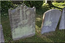 SP5206 : Headstone Inscriptions by Bill Nicholls